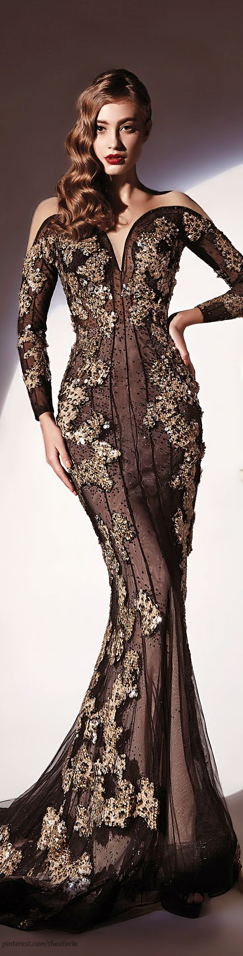 Dany Tabet ● Couture SS 2014- | Via ✤LadyLuxury✤