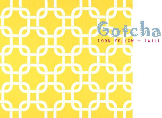 Yellow interlocking square trellis pattern.: Stripes Patterns, Link Patterns, Trellis Patterns, Textile, Patterns Patterns
