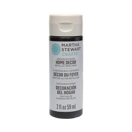 Martha Stewart Crafts® Home Decor Metallic Paint