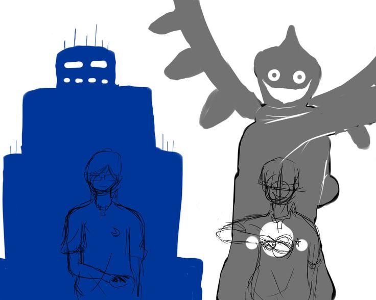 Smile the robot, Peco the hero