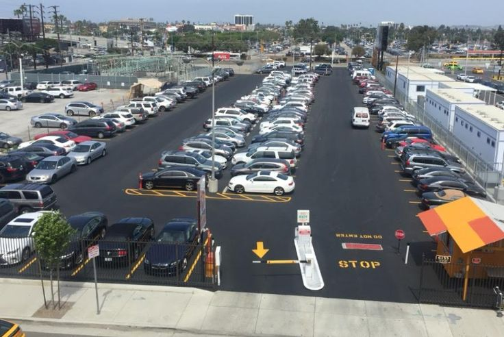Enjoy effortless parking with Los Angeles International
