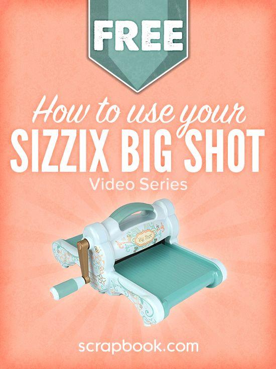 Sizzic Big Shot Class