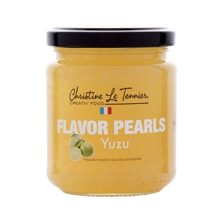Christine Le Tennier Flavor Pearls - Yuzu