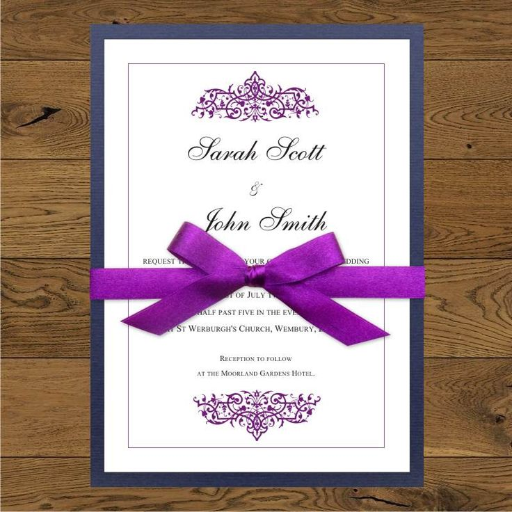 Olivia purple (paper white)