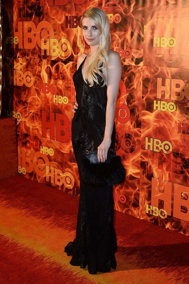 Emma Roberts – HBO's Official 2015 Emmy After Party in LA