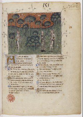 BNF f.fr. 1586 -- Paris, Bibliothèque Nationale de France, fonds français 1586 (MS C) - Stanford Digital Repository