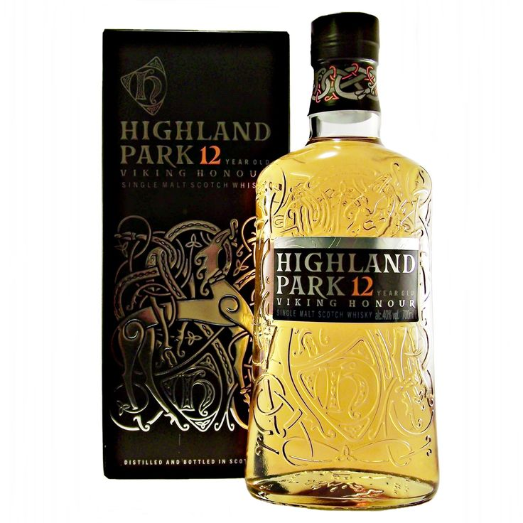 Highland Park Viking Honour 12 year old Single Malt Whisky available to buy online at specialist whisky shop whiskys.co.uk Stamford Bridge York