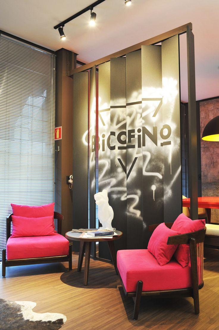 Bicofino Oficina Creativa – Flores da Cunha Offices, Flores da Cunha  Brazilian advertising agency