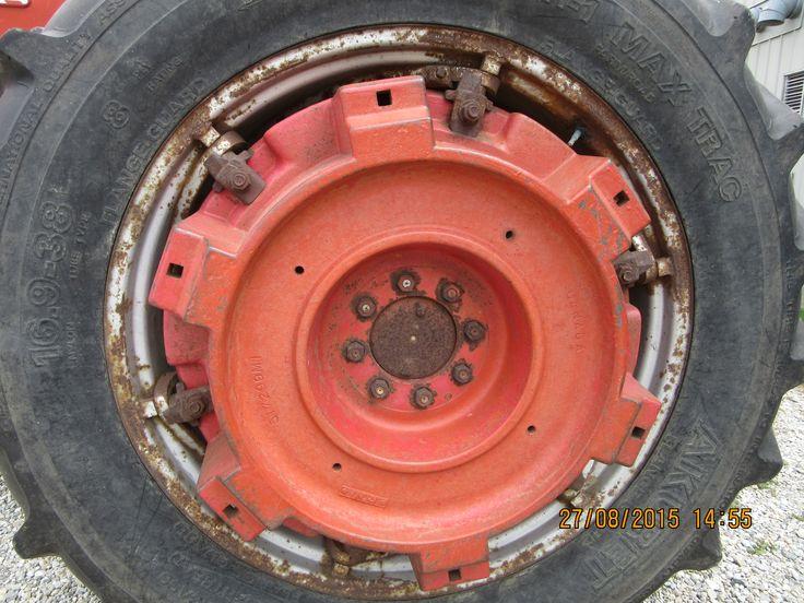 Ferguson Rear Tractor Rims Used : Best images about massey ferguson on pinterest