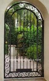 wrought iron gates designs - Yahoo Image Search Results