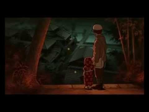 Hotaru no haka (La tumba de las luciernagas) Esta pelicula es hermosa :D una produccion de estudio Ghibli <3
