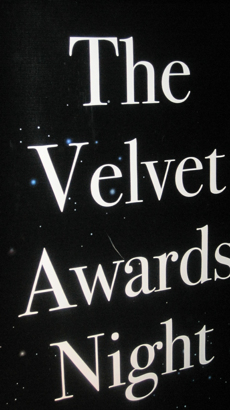 2013 Velvet Awards night was a huge success in a Marquee at the Polo Grounds