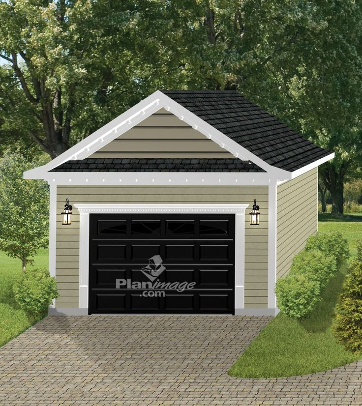 34 best garage plans with gambrel roofs images on pinterest car garage carriage house and - Votre top garage le plus proche ...