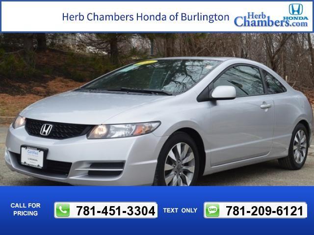 2010 Honda Civic EX 71k miles $10,998 71543 miles 781-451-3304 Transmission: Automatic  #Honda #Civic #used #cars #HerbChambersHonda #Burlington #MA #tapcars