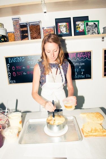 IN THE KITCHEN WITH CHRISTINA TOSI