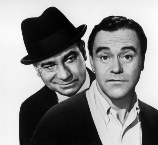 Walter Matthau & Jack Lemmon freinds to the end..