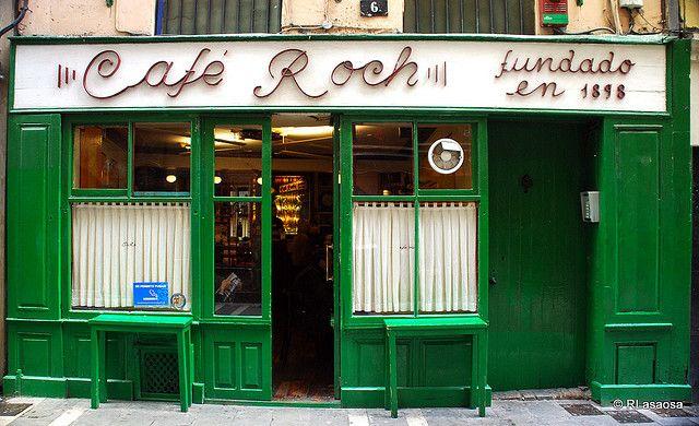 Café Roch, Pamplona, Spain