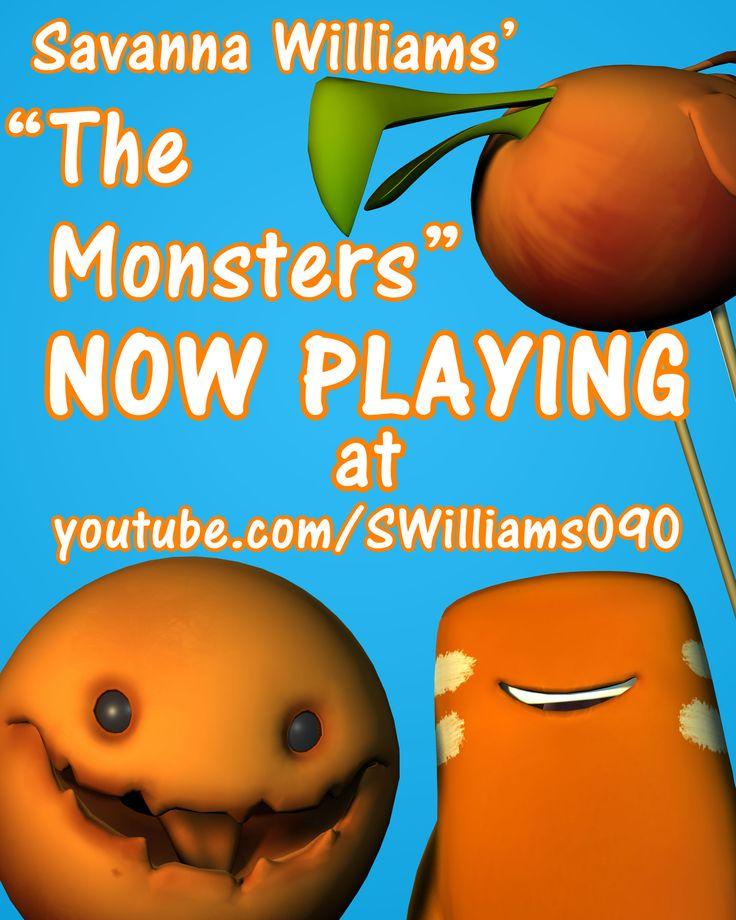 """http://youtu.be/temgTXr2WWo """"The Monsters: Bottle Battle"""" is an ..."""