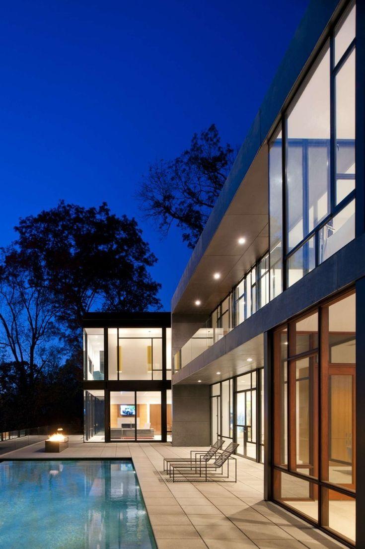 Glen Echo Residence by Robert M. Gurney