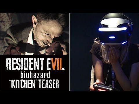 Resident Evil VR Demosu Yayınlandı! - http://inovasyonkocu.com/teknoloji/nesnelerininterneti/resident-evil-vr-demosu-yayinlandi.html