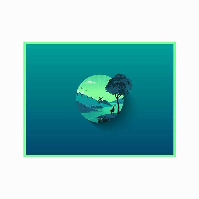 Lanscape by Prashanth @prashanthm_mdg  !  #artwork #illustration #illustrationart #illustrationartists #illustrationoftheday #illustrationgram #UI #UX #userexperience #userinterface #design #sketchapp #behance #dribbble #uxdesign #designer #typography #fonts #font #photoshop #illustrator #log #creative #webdesign #webdesigner