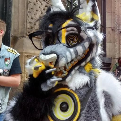 new fursuit of the week!