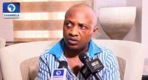 "People Who Was Sponsoring And Don""t Want To Be Review Are The One""s Filing Legal Case Against Police Says Nigeria Notorious KinapperEvans     Notorious kidnap suspect Chukwudumeme Onwuamadike also known as Evans has distanced himself from lawsuits filed in his name against the Nigeria Police Force (NPF). This is in light of two suits bordering on human rights violation and illegal detention he reportedly brought against the force.   Evans in an interview with news reporters. (Channels…"
