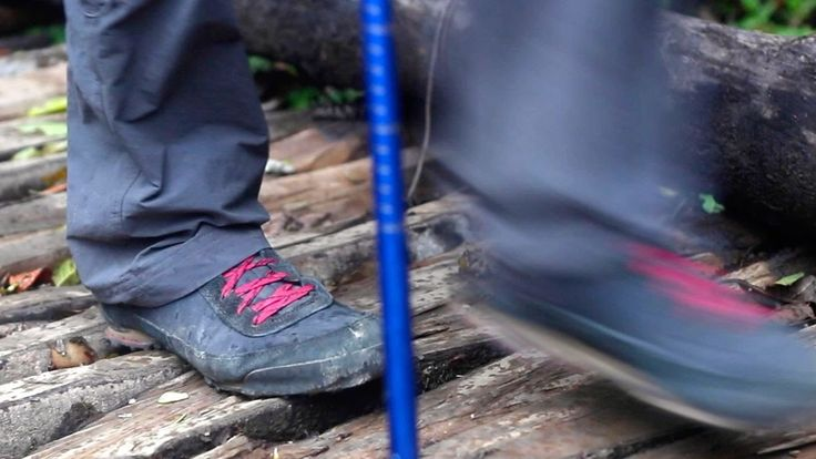 Trekking to MARDI HIMAL • an Oxlaey SNAP from NEPAL • A hike to the base...