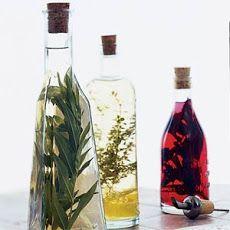 Purple Basil Vinegar Recipe