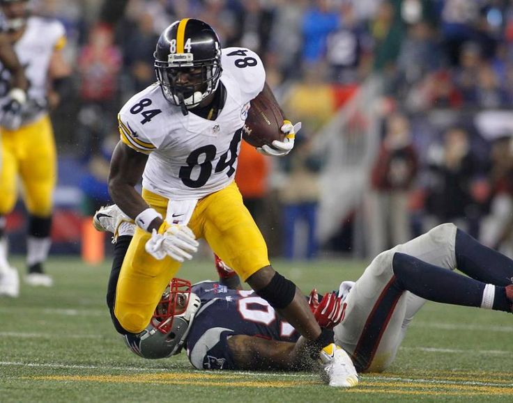 NFL: Pittsburgh Steelers at New England Patriots  -    USA Today Sports Images