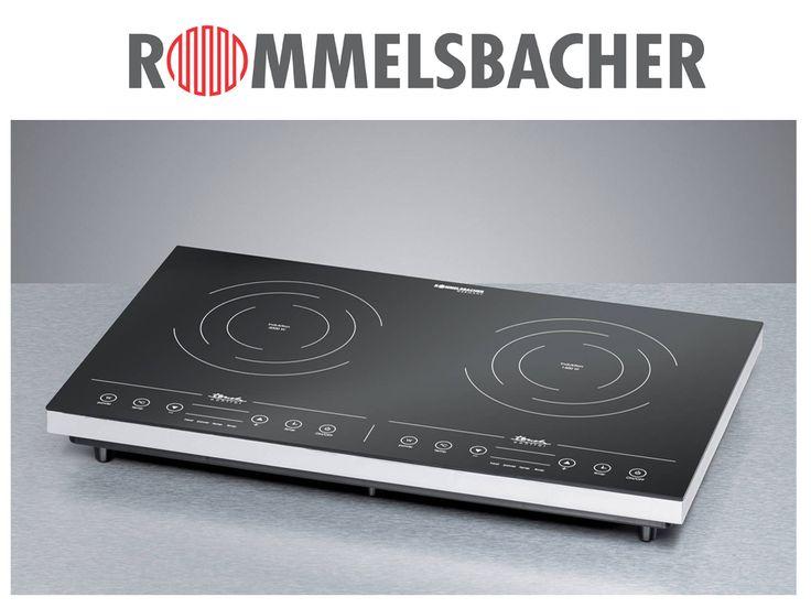 Bếp từ Rommelsbacher một sản phẩm cao cấp nhập khẩu từ Đức đang có mức giá bán khiến bạn phải sốc