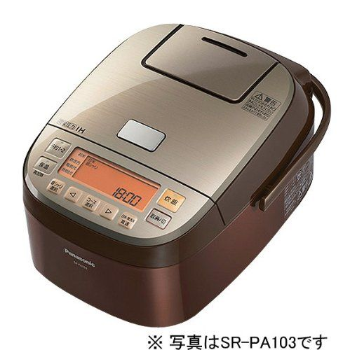 PANASONIC rice cooker SR-PA183(Japan Import) *** Read more reviews of the product by visiting the link on the image.