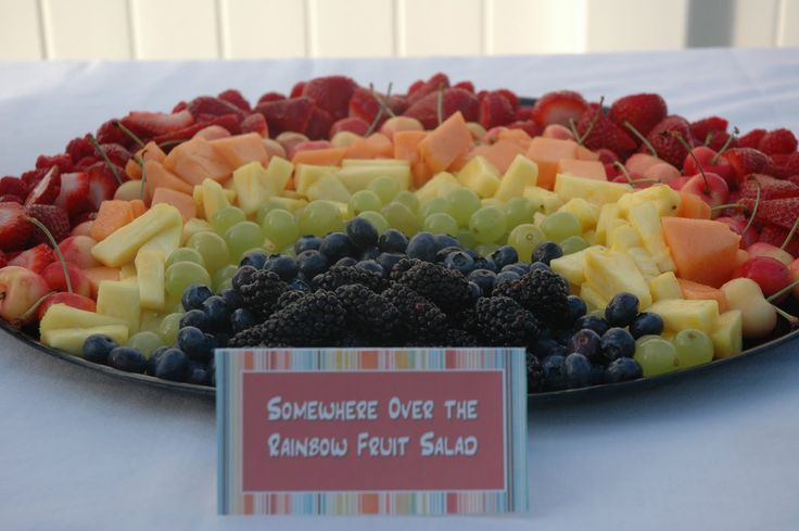 wizard of oz party food ideas - Google Search
