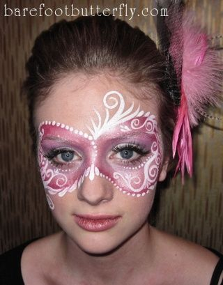 Such Beautiful Masks!! I am definately inspired to do something new after all of these!!