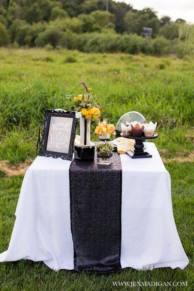 Bride Meets Wedding Iowa Hawkeye Wedding Shoot | Jen Madigan Photography |  Cedar Memorial Flower Shop | A Little Love Designs | Unique Events Of Iowa  | Iron ...