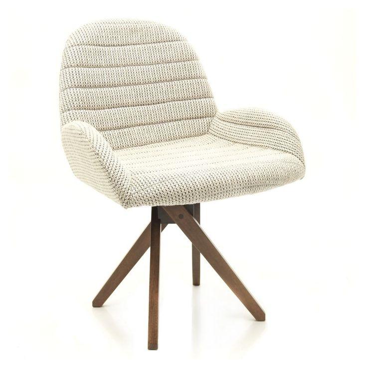 Cadeira Soho II Giratória - R$650,00 ou R$585,00 à vista.