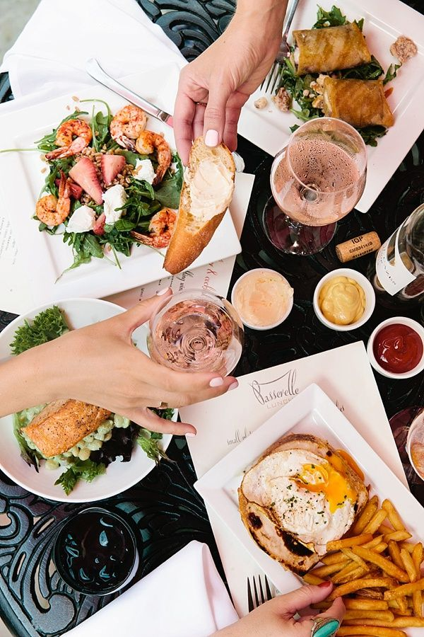 A French-inspired bistro in Greenville serves the best lunch | Waiting on Martha