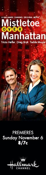Hallmark Channel Mistletoe over Manhattan