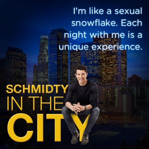New Girl - Schmidt totally deserves a spin-off show.