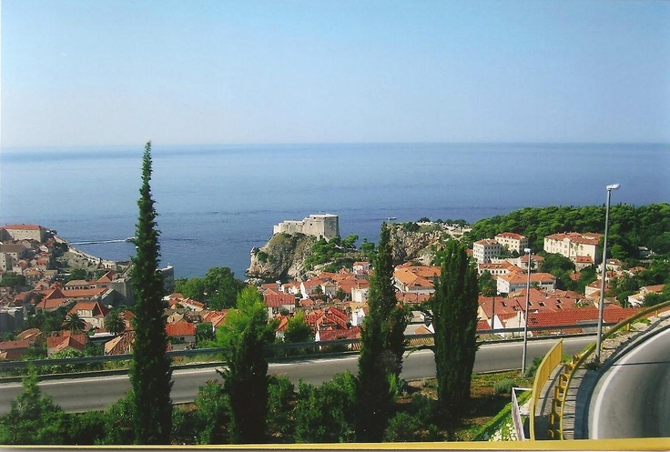 Croatia, seaside