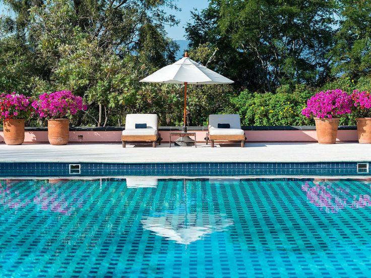 San Antonio Hotels Luxury Travel Mexico Inspiration Colima Fountain Ohio Pools