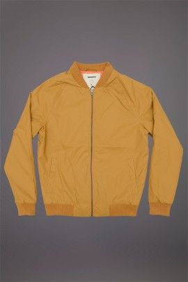 WEMOTO SATIN JACKET BUCKTHORN  WEMOTO A/W 14. 100% Nylon shell jacket with polyester lining with a breathable waterproof finish.  http://www.abandonshipapparel.com/product/wemoto-satin-jacket-buckthorn/
