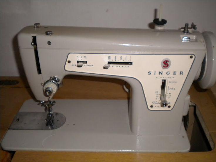 Threading Singer Sewing Machine Model  Fashion Mate