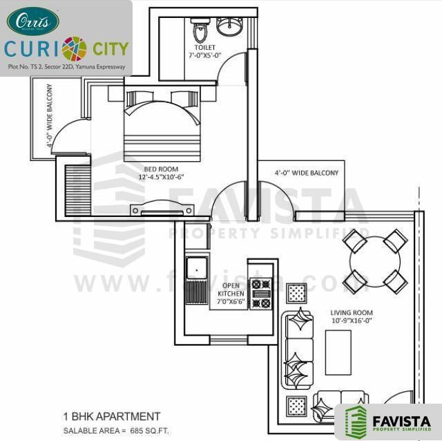 Floor plans for Orris Curio City is in Sector 22D with an area ranging from 0 sqr-ft to 1550 sqr-ft and offers 1BHK, 2BHK and 3BHK apartments.