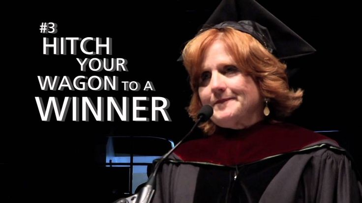 Nancy Cartwright's 2012 Commencement Address at Ohio University