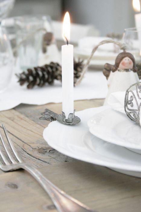 Christmas time! Gorgeous Christmas table spread xx