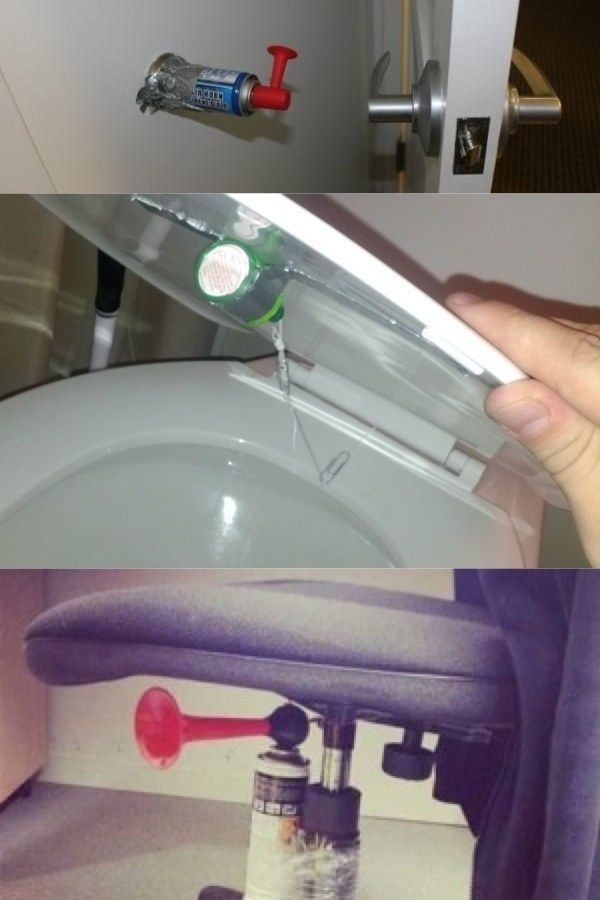 And neither is this: | 26 Reasons Why Today Is Going To Be The Best Day Ever (prank ideas tho)