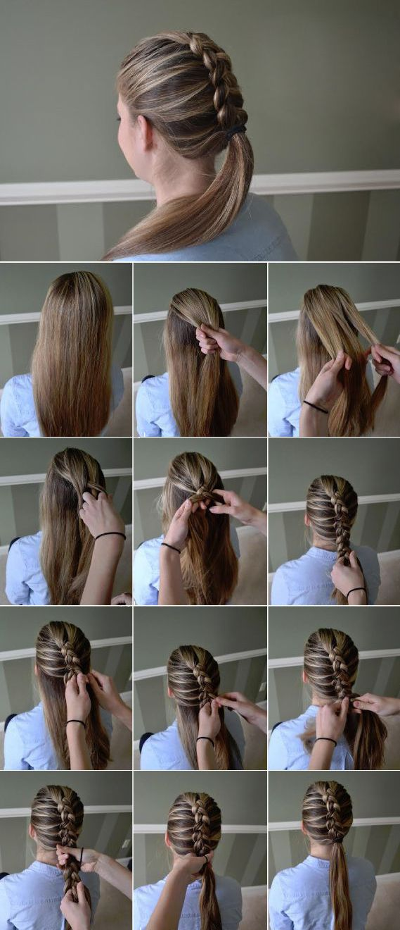The Inside-Out Braid Full Tutorial