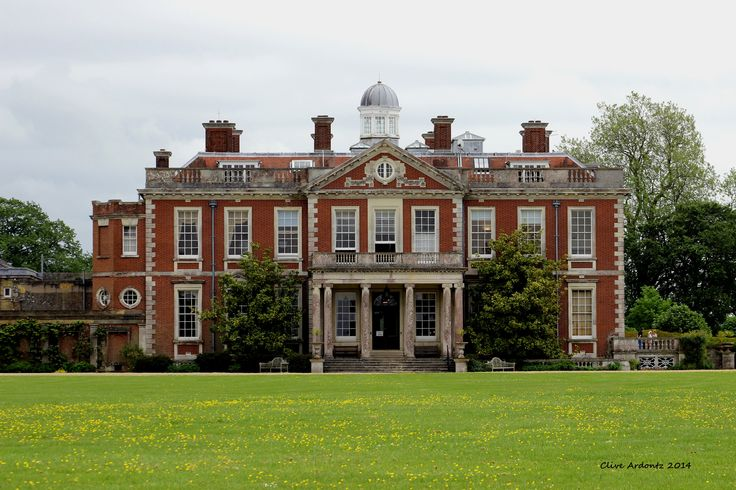 Stansted House, West Sussex