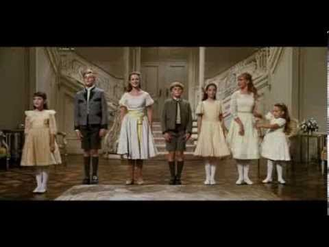"""So Long Farewell"" from the 1965 film version of THE SOUND OF MUSIC"